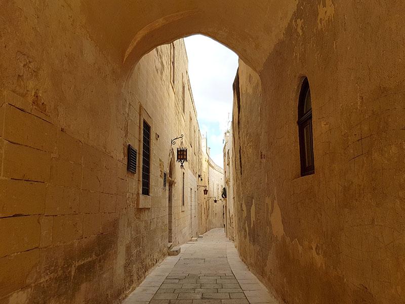 Мдина. Самый тихий и загадочный город Мальты