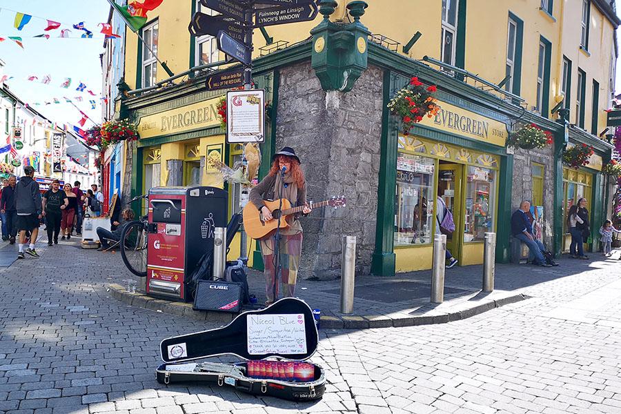 Голуэй. Самый музыкальный город Ирландии…