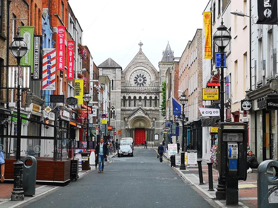 Прогулки по Дублину. Самые яркие впечатления…