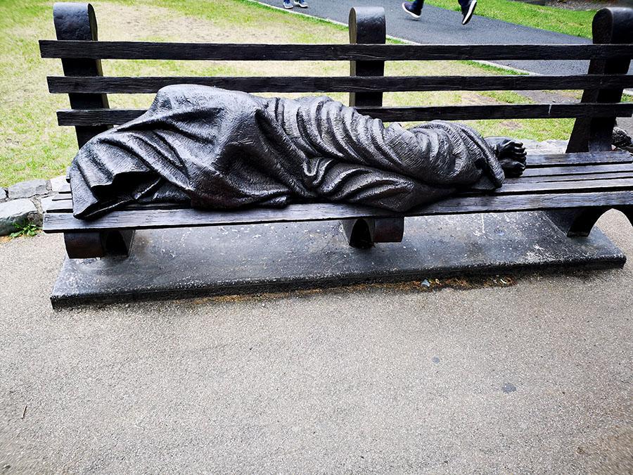Десять самых необычных памятников Дублина