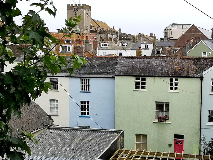 Лайм-Риджис (Lyme Regis). Дорогами Сары Вудрафф…