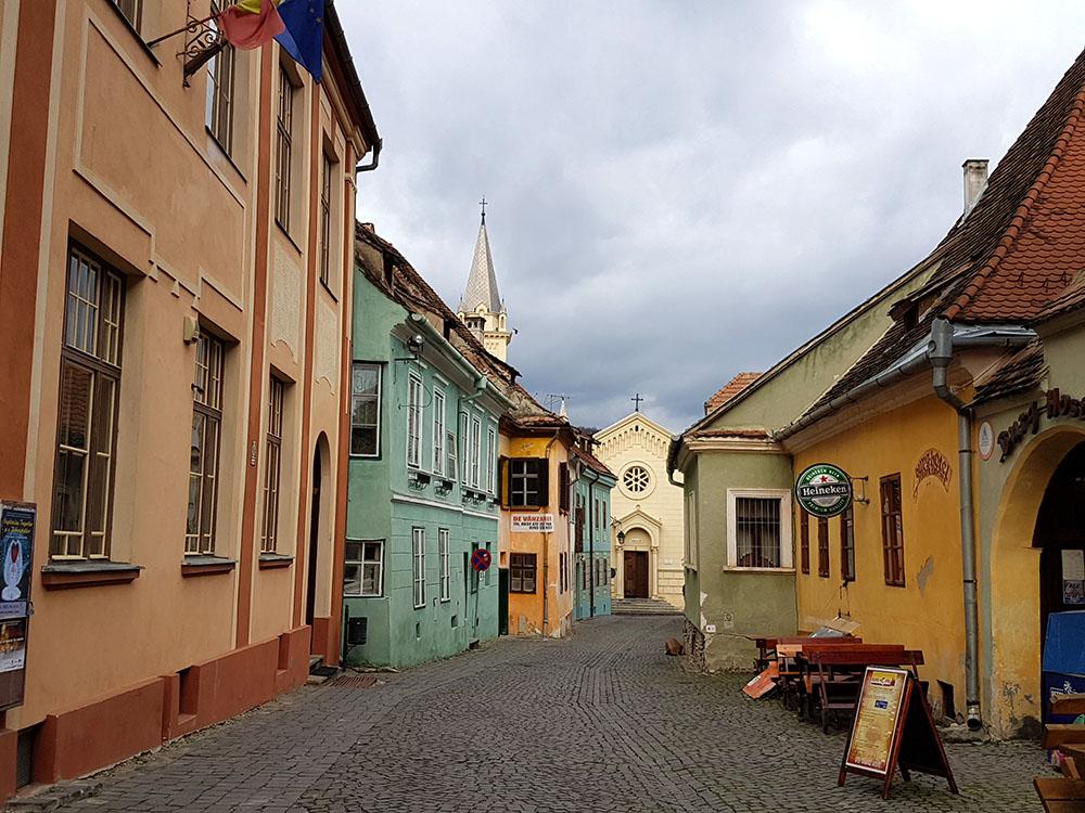 Я влюбился в Карпаты (путешествие в Румынию) 13-13