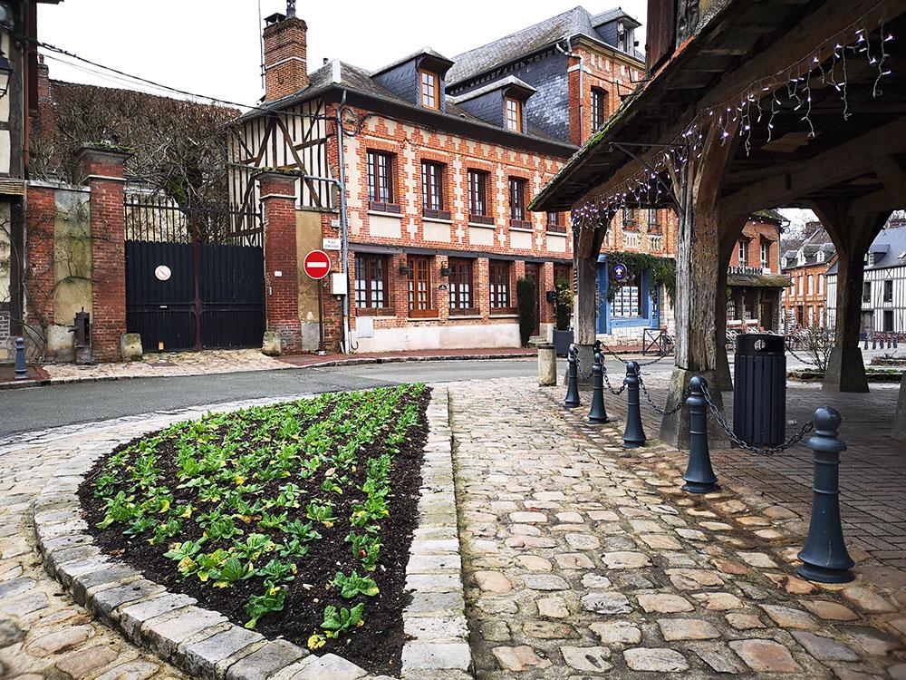 Лион-ла-Форе (Lyons-la-Forêt) – деревня, где охотились герцоги