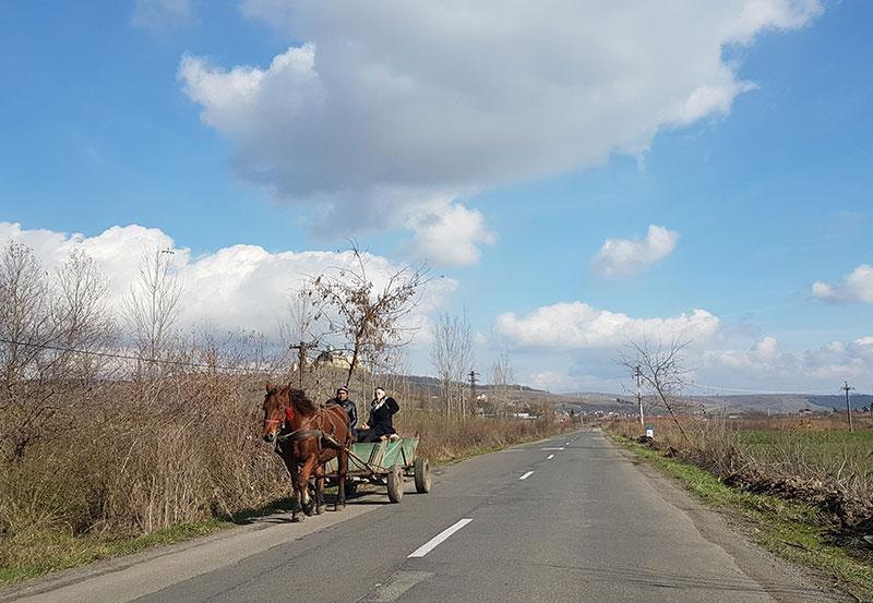 Трансильвания. Дорожные зарисовки.