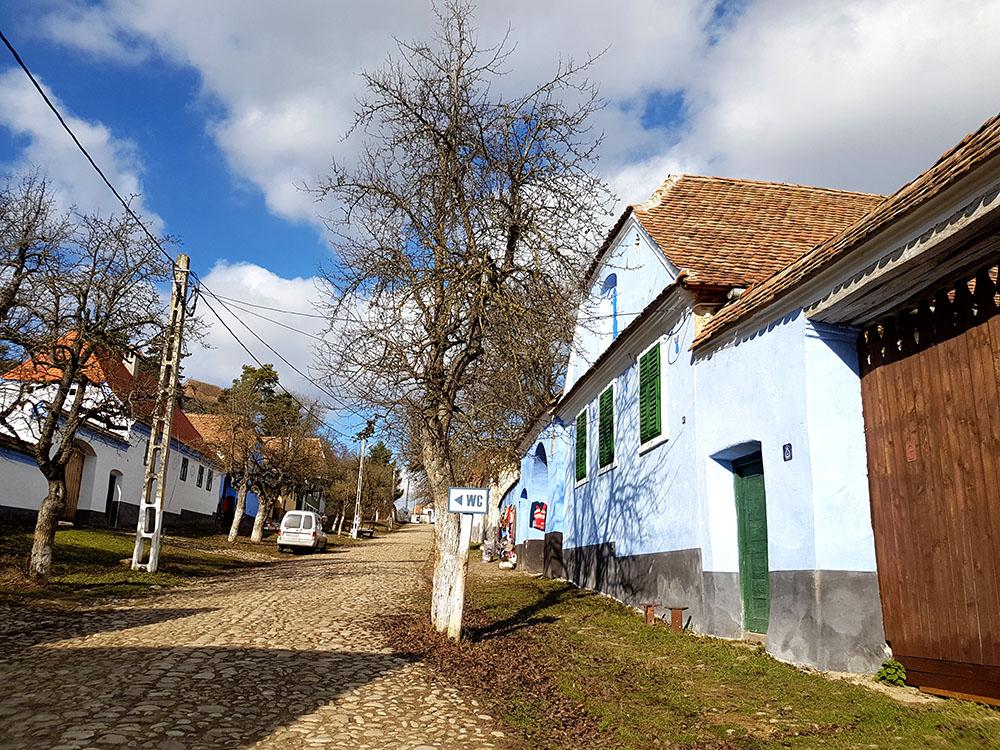 Трансильвания. Вискри — деревня, которой помог английский принц…
