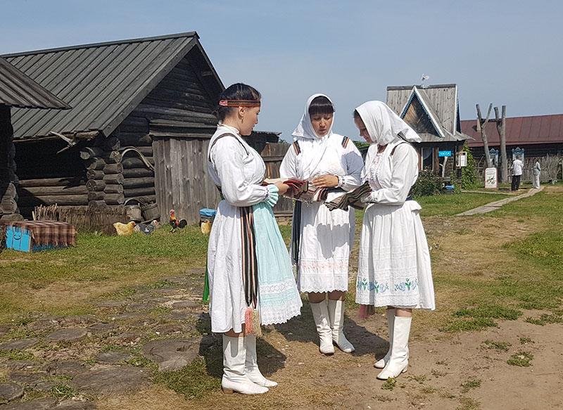 Этнографический музей в Козьмодемьянске. Обязателен к посещению в Марий Эл!
