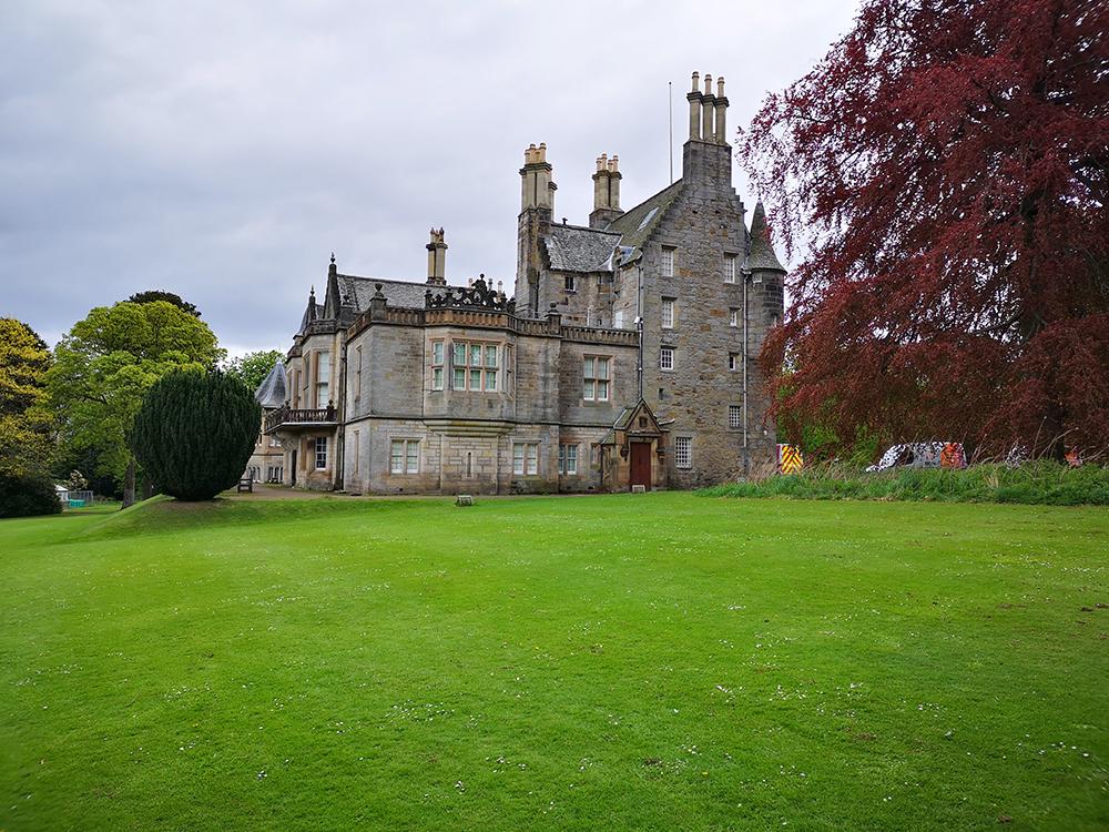 Шотландские замки фото внутри