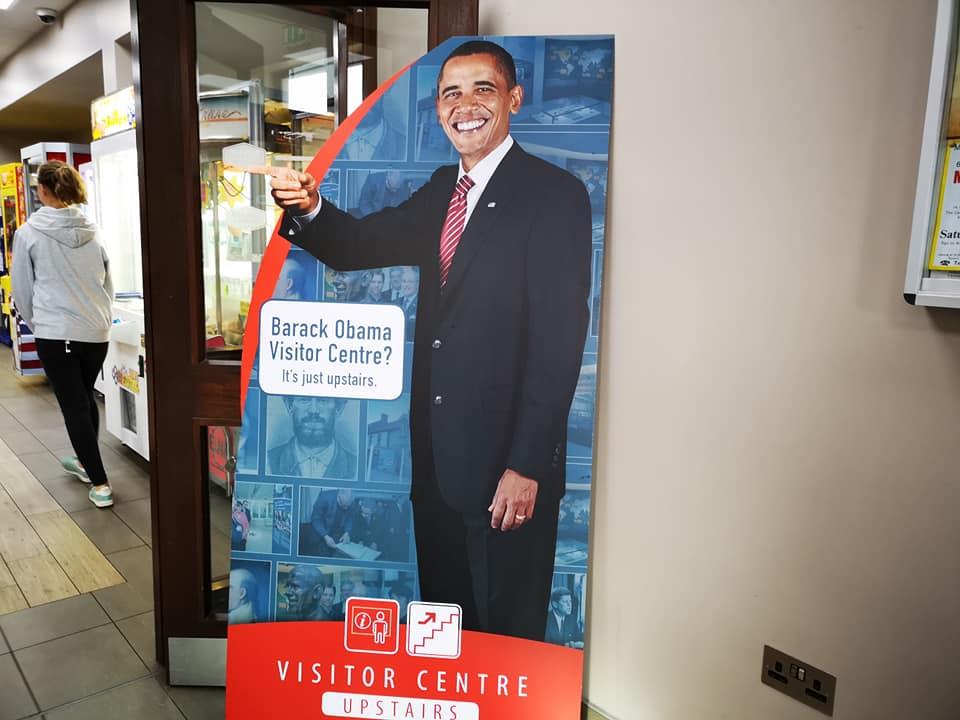 Что связывает Барака Обаму и ирландскую деревню Moneygall