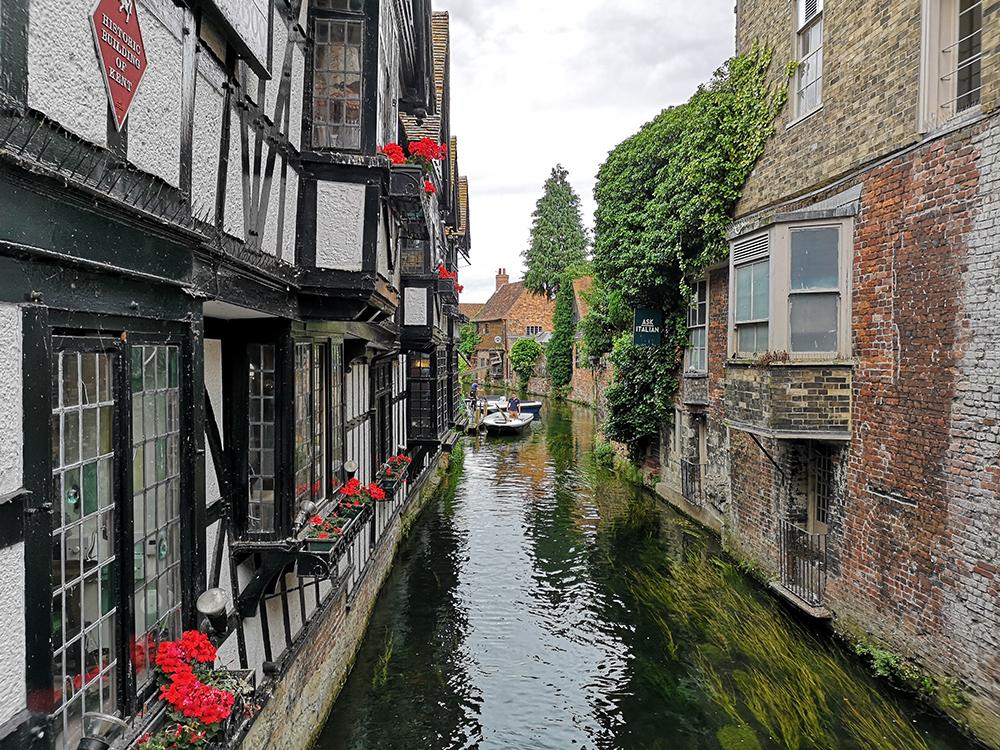 Кентербери. Один из самых прекрасных городов Англии