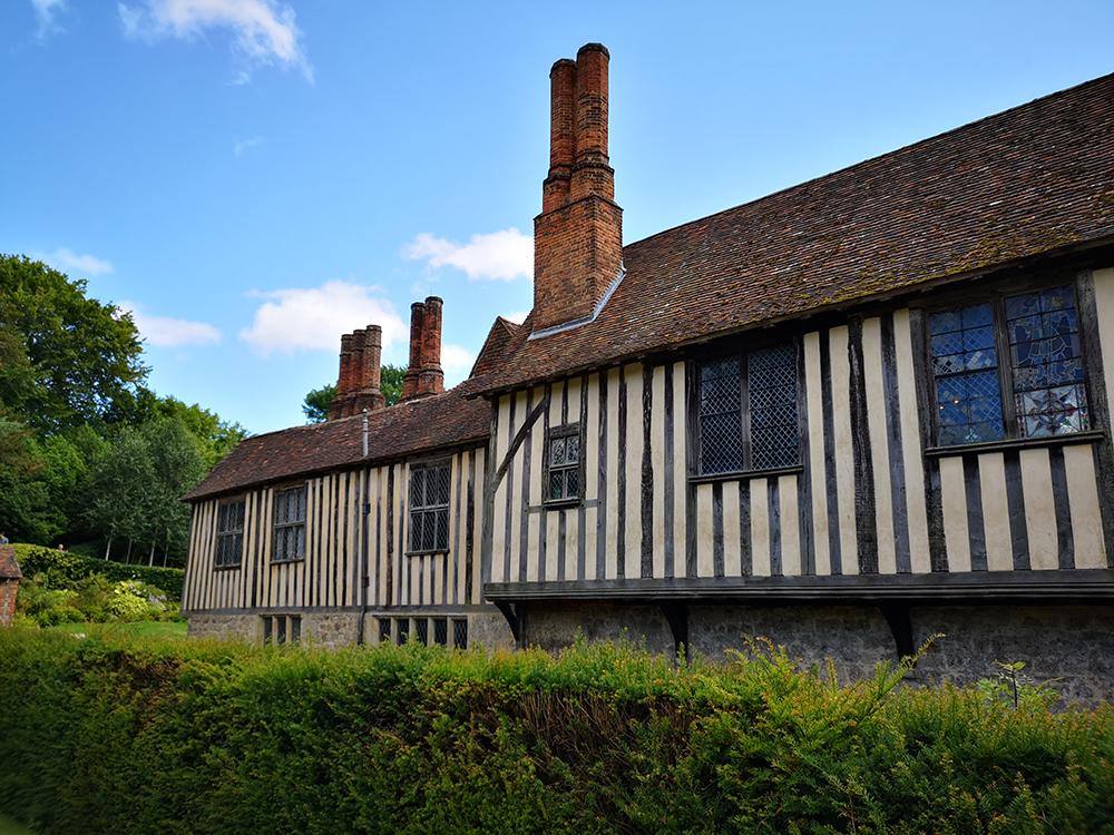 Ightham Mote. Средневековая усадьба в графстве Кент