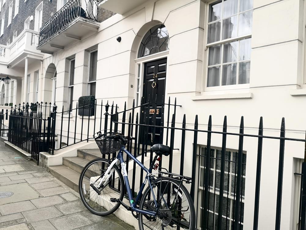 Битловский Лондон. Дома, в которых жили легендарные музыканты в 60-х!