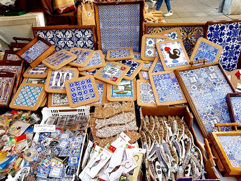 Что продают на Боляу: центральном рынке в Порту