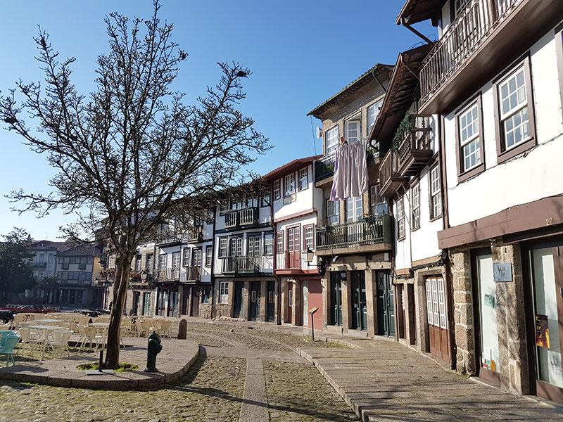 Гимарайнш. Город, где родилась Португалия