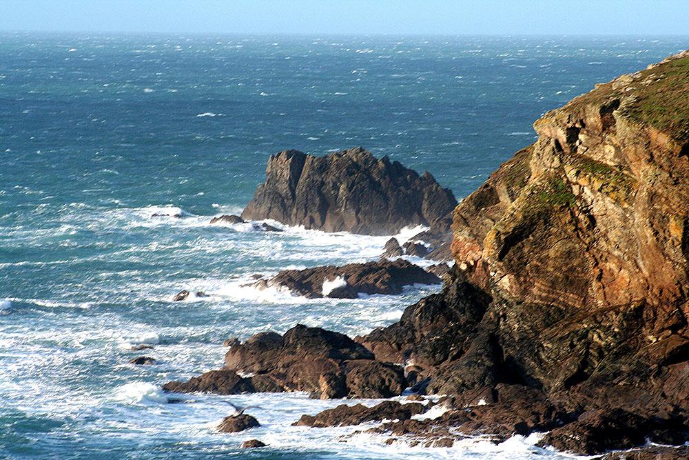 Мыс Лизард (Lizard Point) — самая южная точка Великобритании