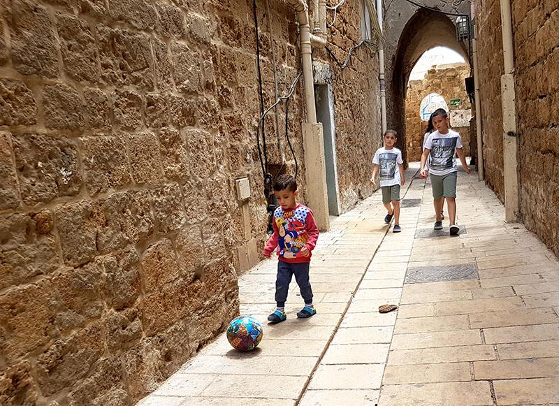 Израиль. Старинный город Акко