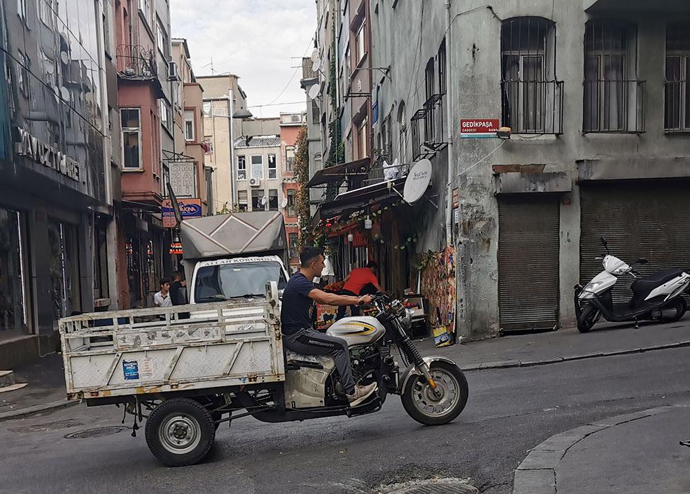 Стамбул. Зарисовки путешественника