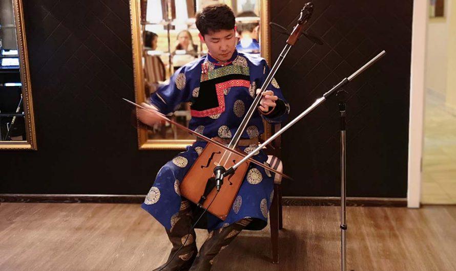 Музыкальный инструмент Морин Хуур. Как он звучит?
