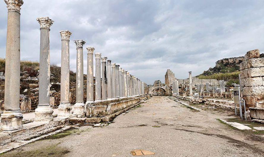 Перге. Древний город в Анталье