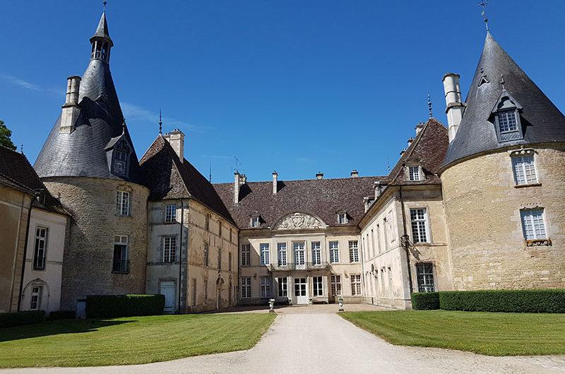 Замок Коммарин. Бургундия. Из жизни аристократов…