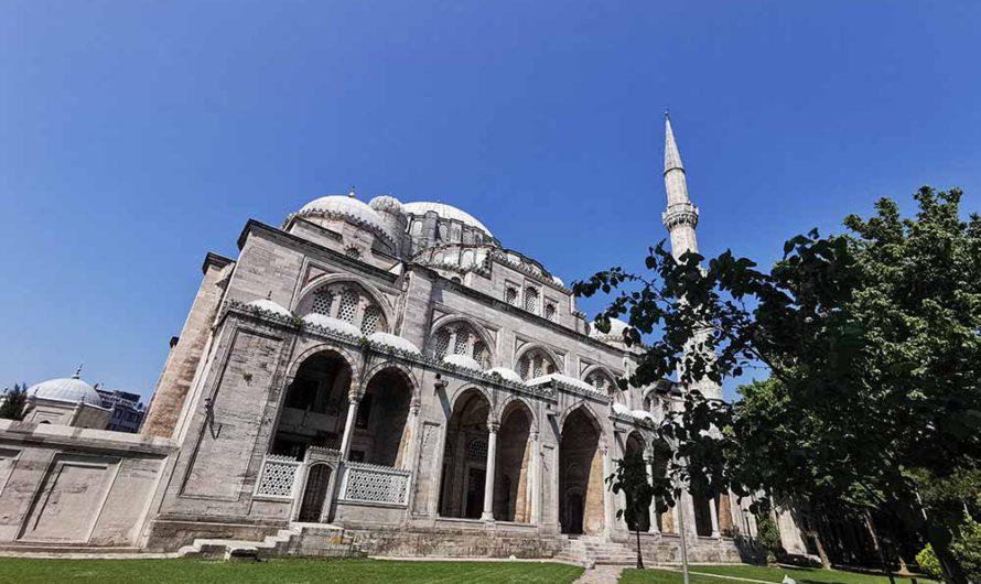 Мечеть Шехзаде – символ скорби
