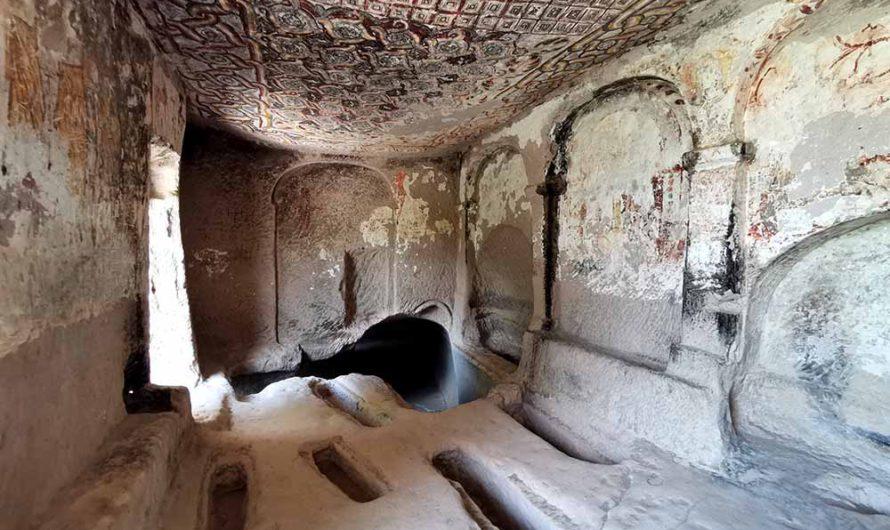 Пещерный монастырь Кешлик