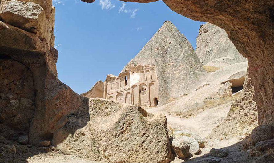 Пещерный монастырь Селиме в Каппадокии